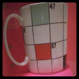 Kate Spade Coffee Mug Say the Word 12 oz  Lenox